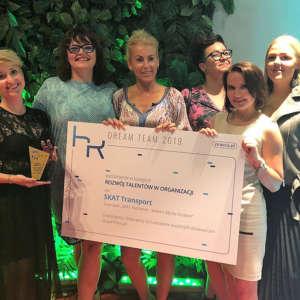 Kolejna nagroda HR Dream Team dla SKAT