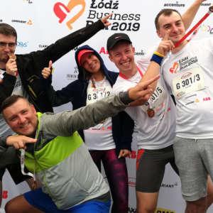 Świetne wyniki drużyn SKAT wPoland Bussines Run 2019