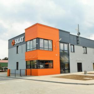 Thorough modernisation of our transportation base and SKAT Transport branch