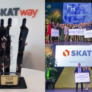SKAT Group receives HR Dream Team 2018 award!