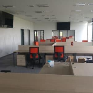 Nowe biuro Działu Transportu iSpedycji Drogowej