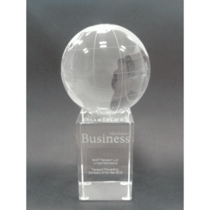 SKAT Transport nagrodzony przezManhattan Business