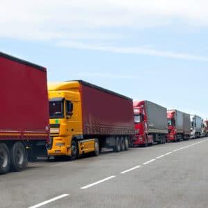 Transport-Rückblick 8/2021